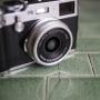 Artwork for Fujifilm X100F review