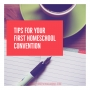 Artwork for Episode 16 - Tips For Your First Homeschool Convention