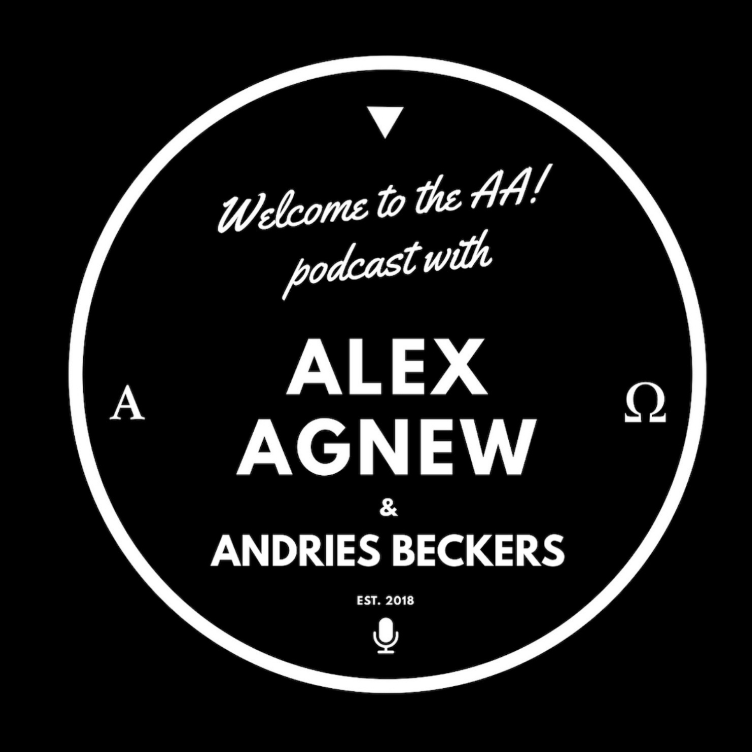 Welcome To The AA  show art