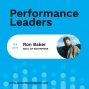 Artwork for Pricing guru, Ron Baker, talks After Action Reviews on the Performance Leaders podcast