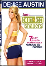 Fitness Legend and Exercise DVD Star Denise Austin.