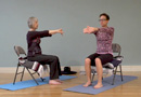 Episode 91: Gentle Chair Yoga for Neck and Shoulders