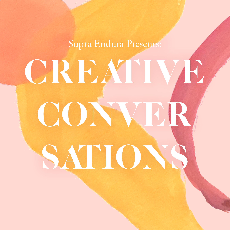 Supra Endura: Creative Conversations show art