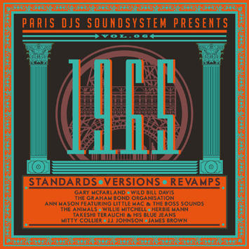 Paris DJs Soundsystem presents 1965 - Standards, Versions and Revamps Vol.6