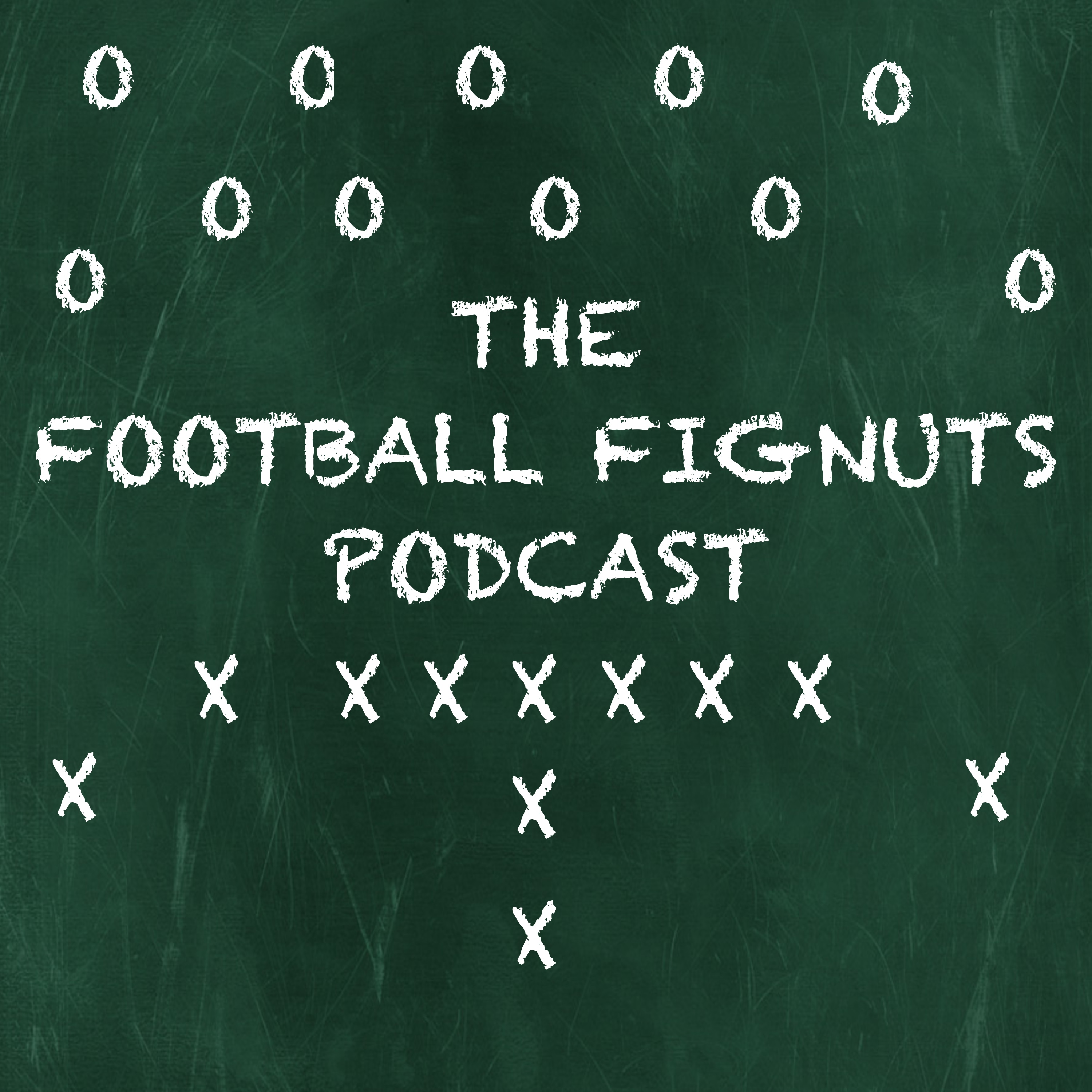 The Football Fignuts Podcast show art