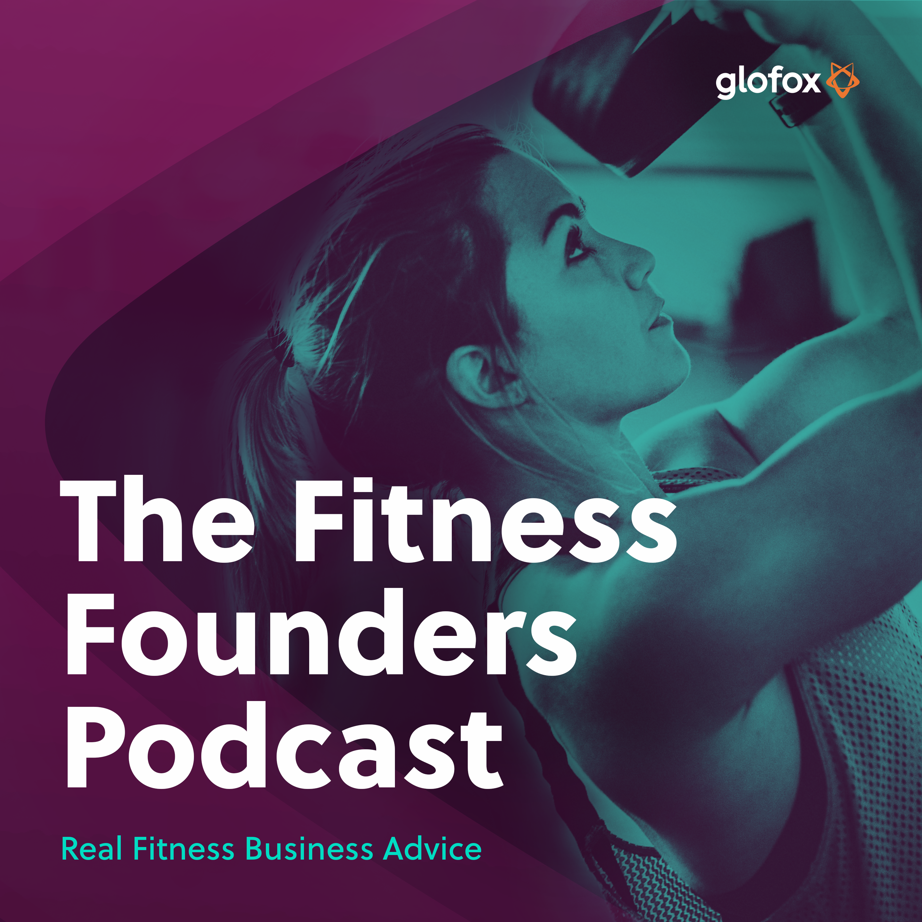 The Fitness Founders Podcast show art