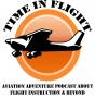 Artwork for Episode 1: Peter Teuten-Flight Instructor & Professional Pilot