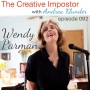 Artwork for 092: Think of yourself as a vocal professional with Wendy Parman