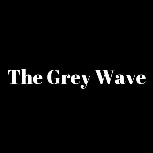 greywave's podcast show art
