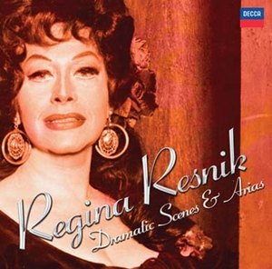 The Magnificent Regina Resnik (Vol.2)