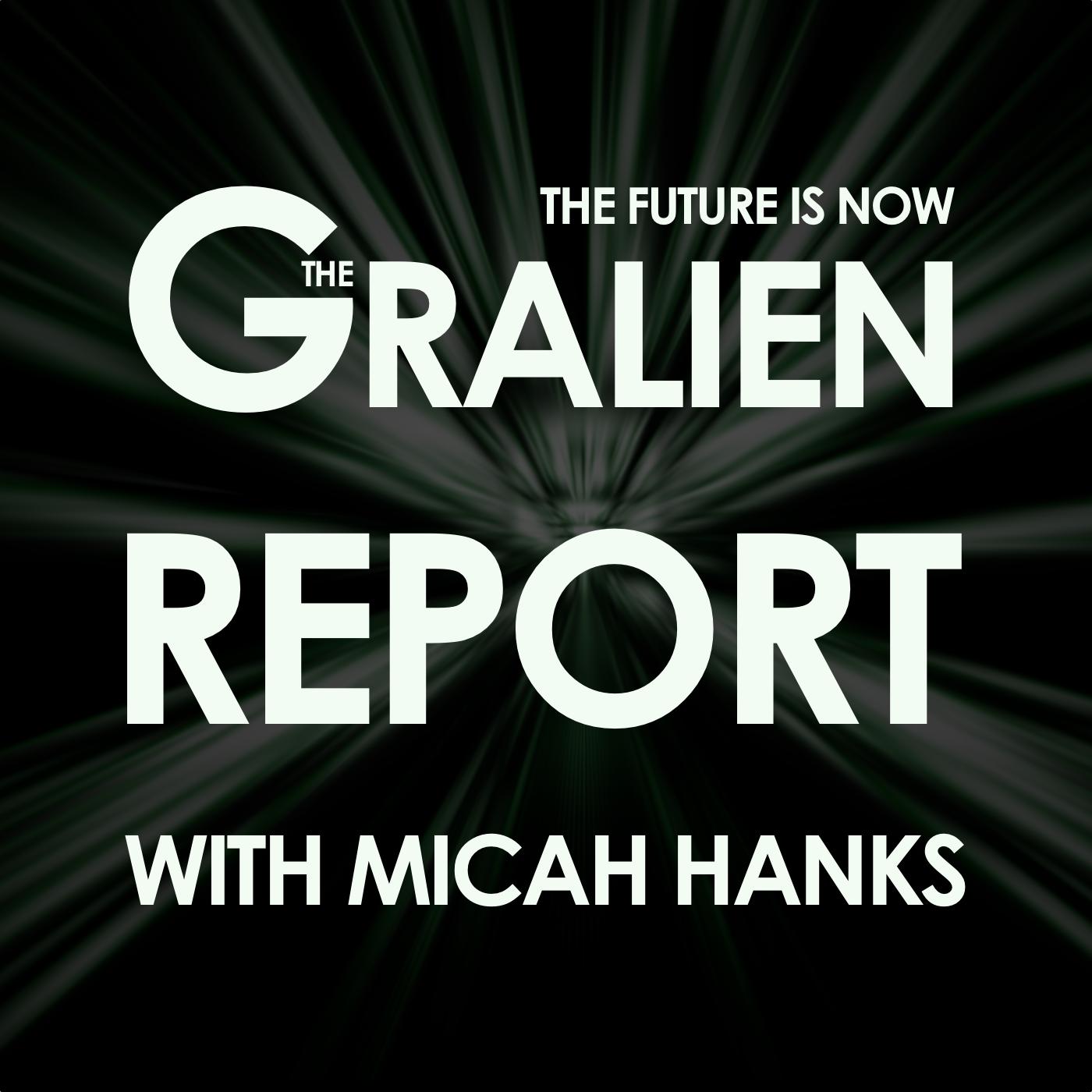 The Gralien Report logo