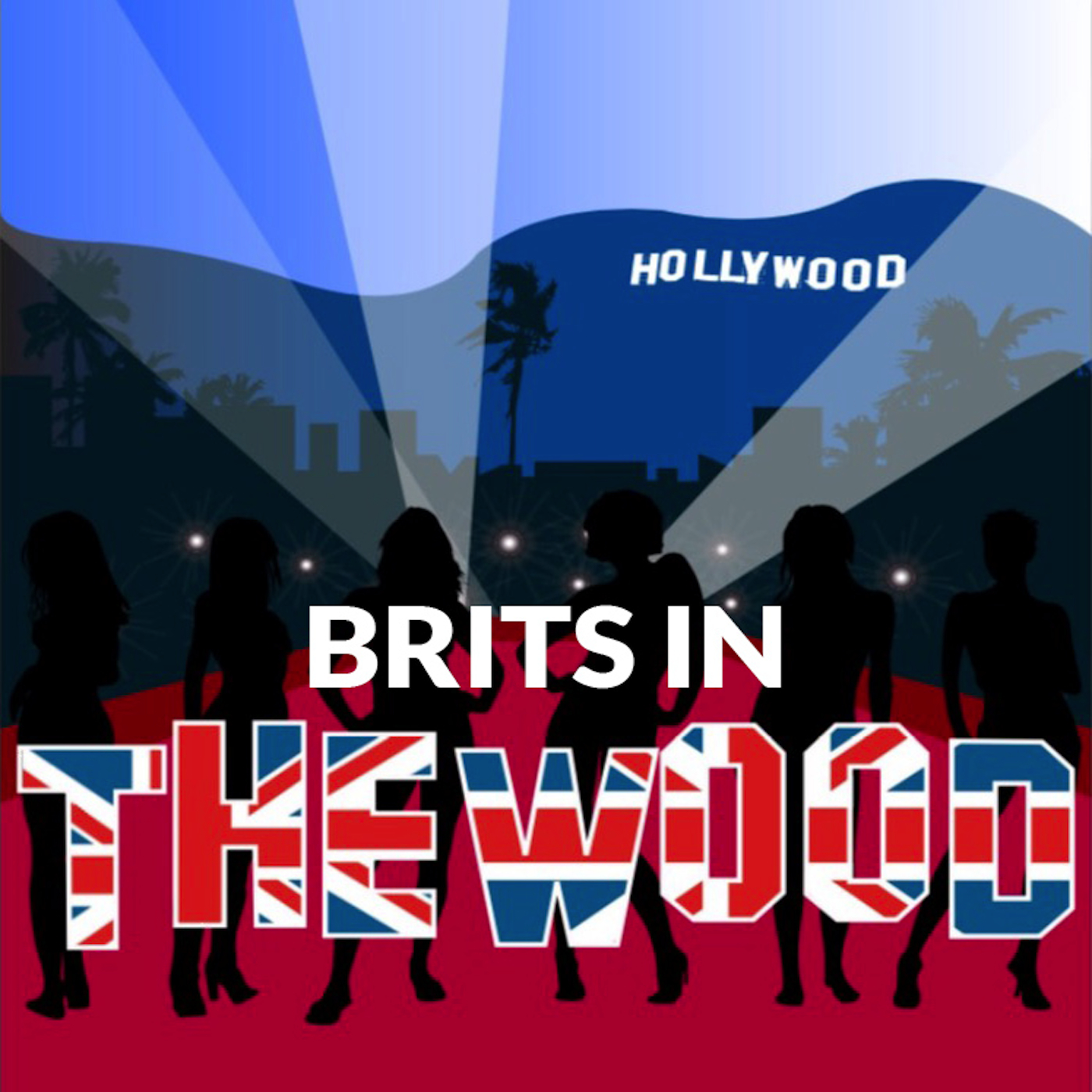 Brits In The Wood Podcast show art