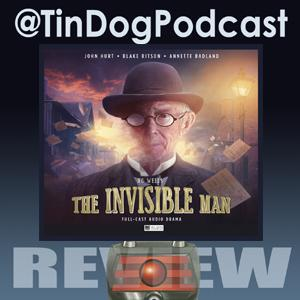 TDP 648: The Invisible Man From @Bigfinish