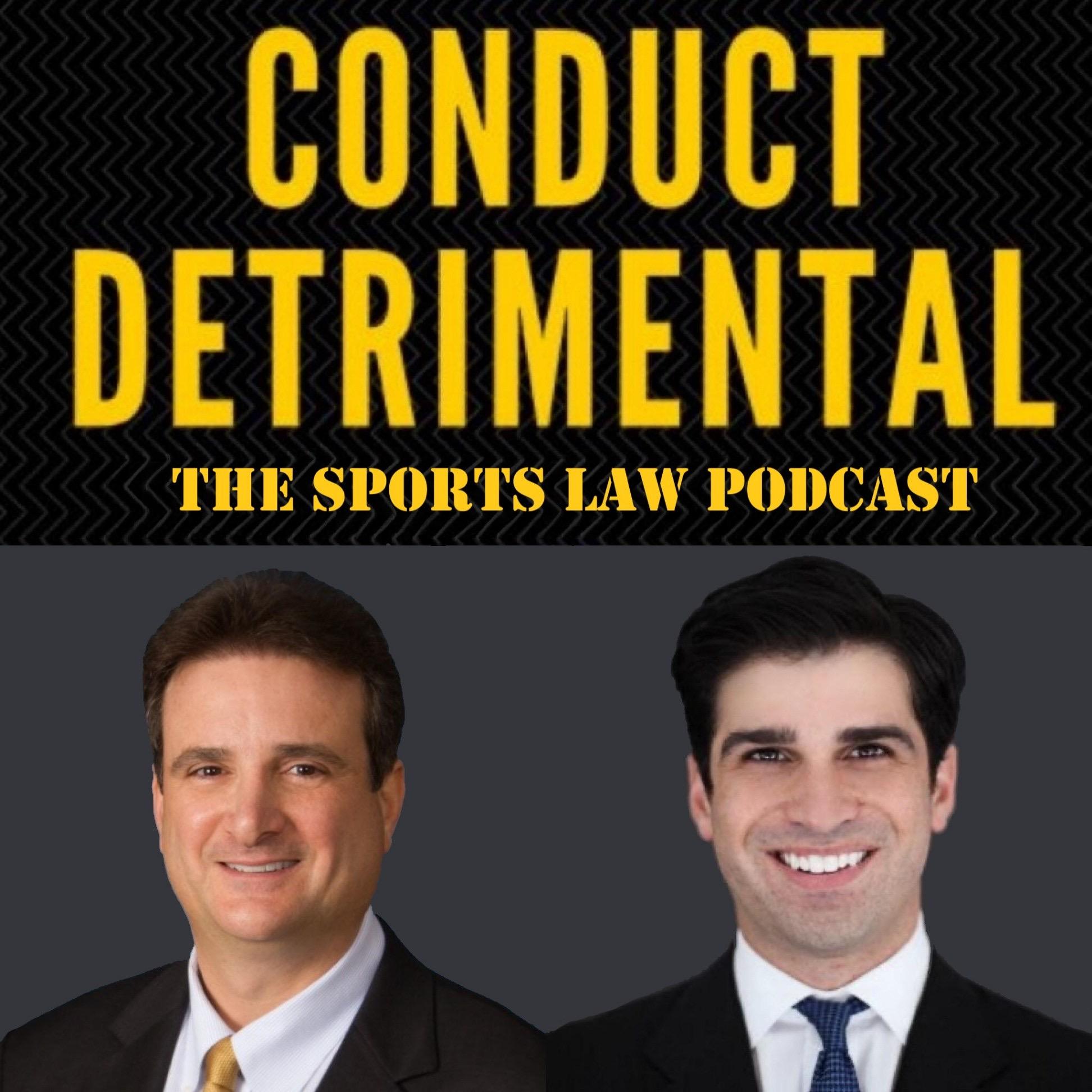 Building Sports Law Resumes, MLB's Sticky Memo, Baffertisms & Burritoisms