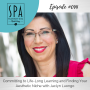 Artwork for SMME #094 Committing to Life-Long Learning and Finding Your Aesthetic Niche with Jaclyn Luongo