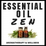 Artwork for ESSENTIAL OILS and OIL PULLING