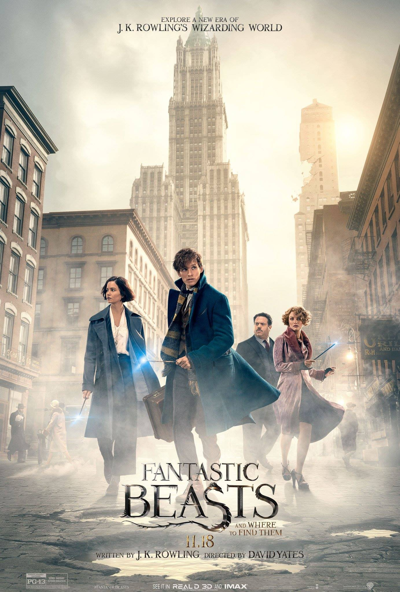 Episode 345: Fantastic Beasts and Where to Find Them