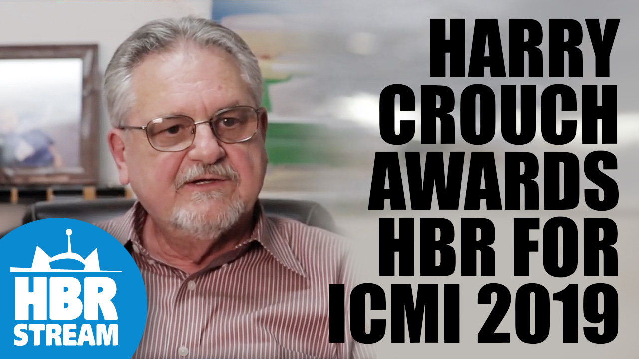 Harry Crouch on Award for HBR & Article On ICMI 2019 Emerges! | Week In Men's Rights show art