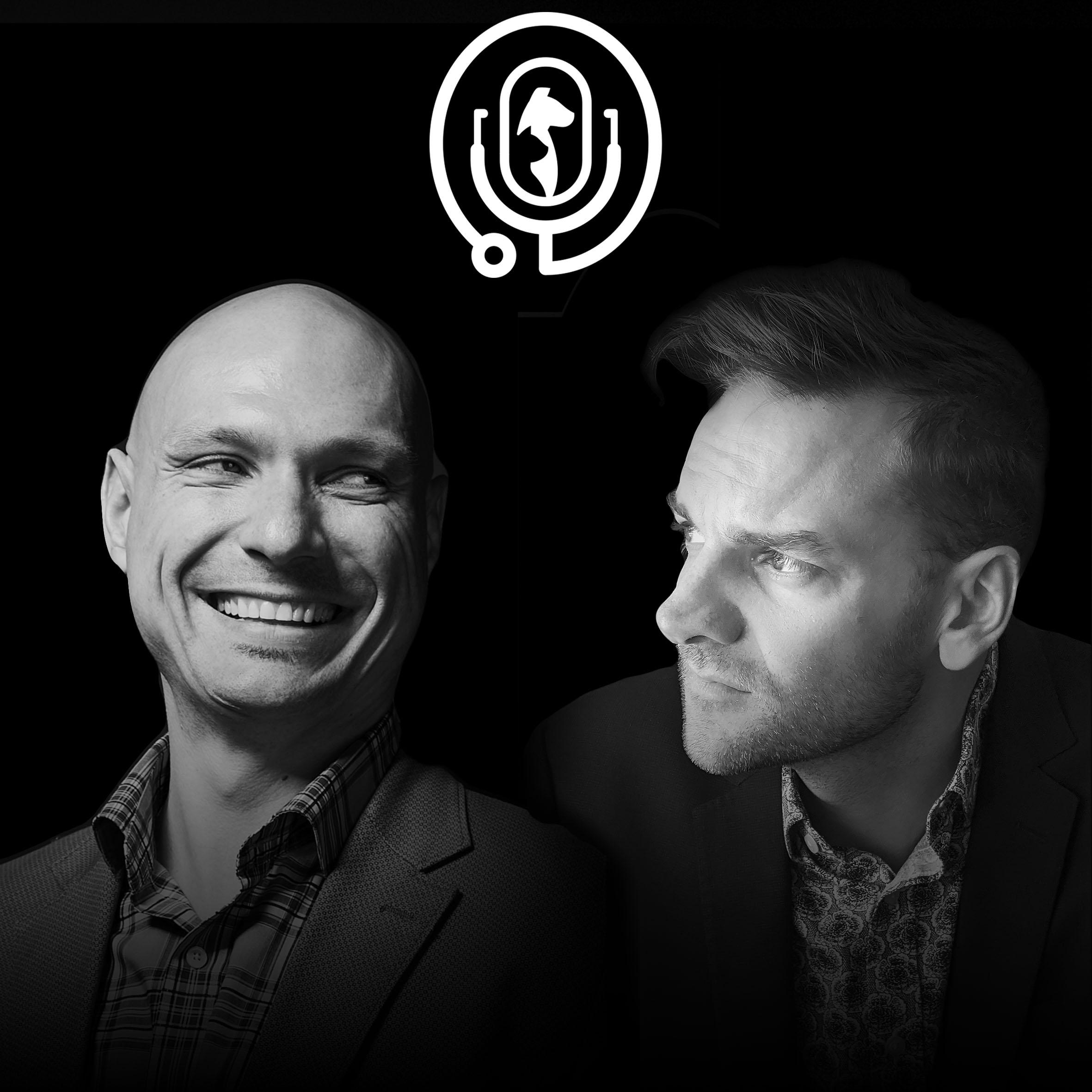 Veterinary Innovation Podcast show art