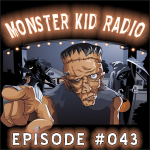 Monster Kid Radio #043 - Happy Halloween + Feedback