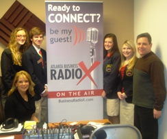 Atlanta Business Radio South Forsyth Georgia DECA Special