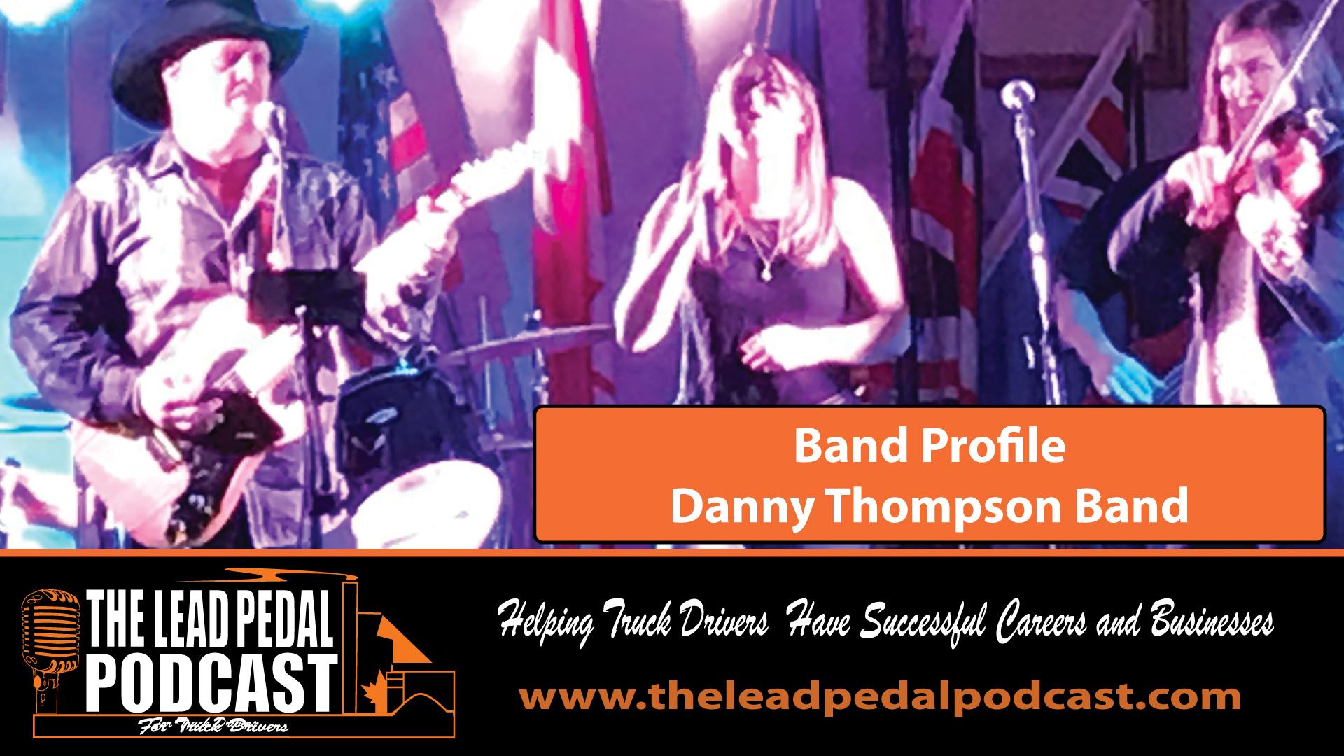 Danny Thomspn Band