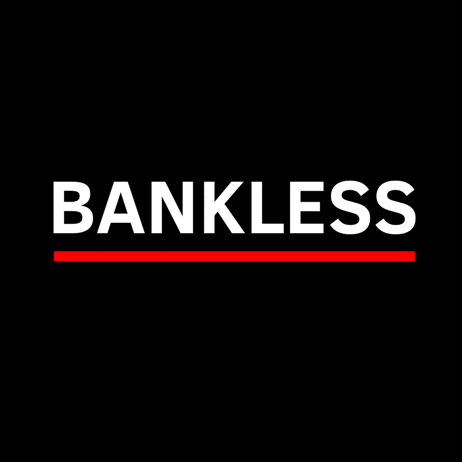 Bankless show art