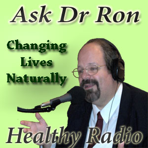 Ron Garner -- author of Conscious Health is Dr. Ron Cherubino's guest