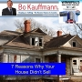 Artwork for 7 Reasons Why A Home Fails To Sell