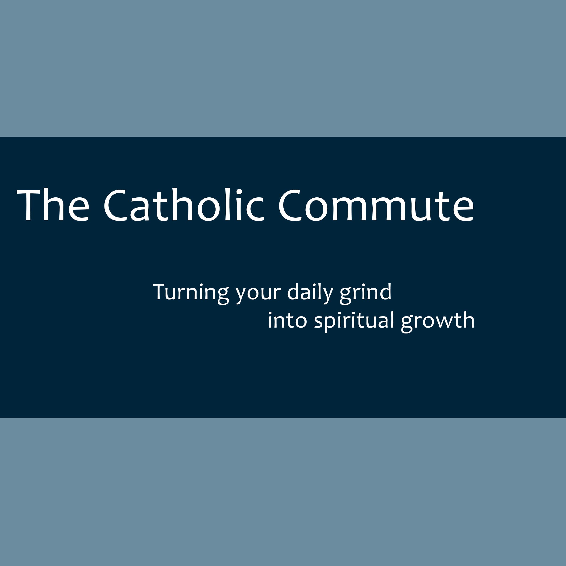 The Catholic Commute show art