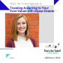 Artwork for Episode 8: How to Travel According to Your Core Values with Alyssa Greene