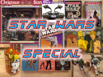 Star Wars Special  - 80's Reboot Overdrive