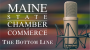 Artwork for The Bottom Line with the Maine State Chamber of Commerce 10-10-19
