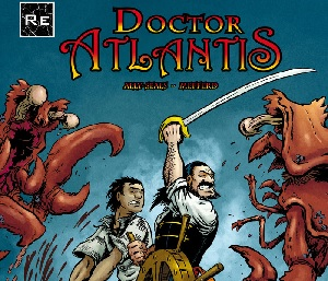 Episode 48 - Doctor Atlantis Vol. 3