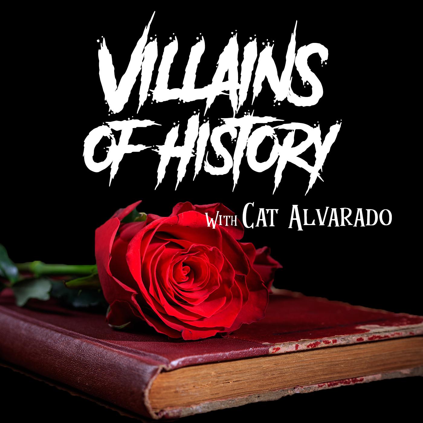 Villains of History show art