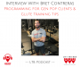 Artwork for Bret Contreras - Programming For Gen Pop Clients & Glute Training Tips