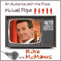 with Rove McManus