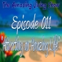 """Artwork for EP011 """"Attracting an Amazing Life"""""""