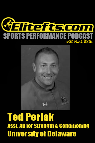Elitefts SPP: Ted Perlak Interview