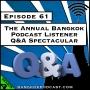 Artwork for The Annual Bangkok Podcast Listener Q&A Spectacular [S4.E61]