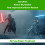Artwork for STAR WARS: RISE OF SKYWALKER 🌟First Impressions Review