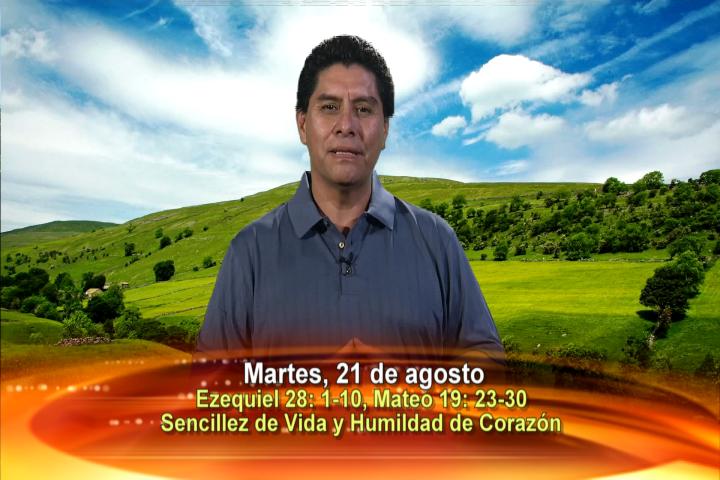 """Artwork for iGod Today with Dn. Alfredo Vargas; Tema el hoy: """"Sencillez de vida y humildad de corazón."""""""