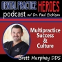 Artwork for Brett Murphey - Multipractice Success and Culture