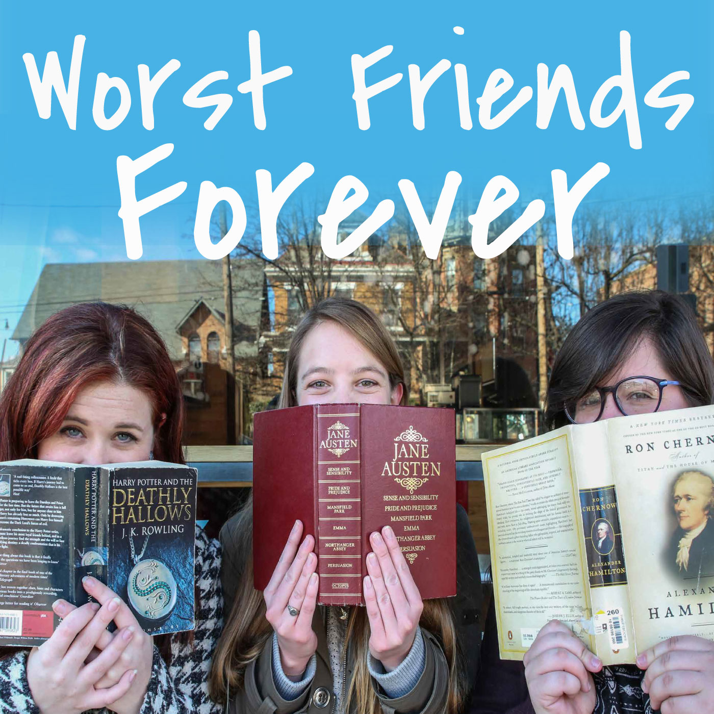Worst Friends Forever show art
