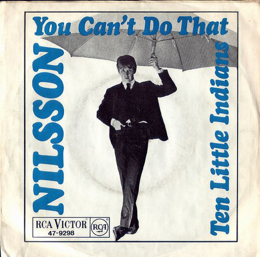 Harry Nilsson - You Can't Do That - Time Warp Radio Song of The Day 5/26
