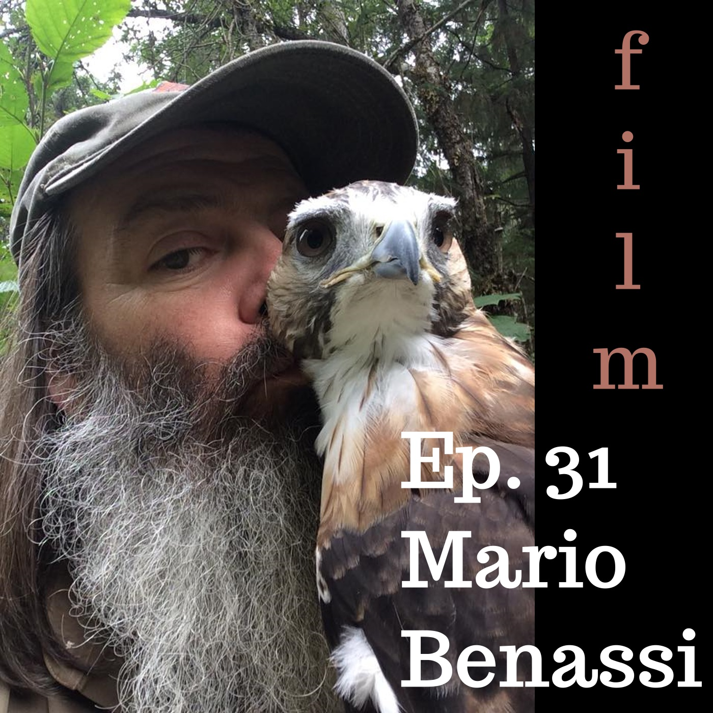 Ep. 31 Mario Benassi: A Walk on the Wild Side of Environmental Film