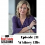 Artwork for Episode 211 - Whitney Ellis, Branch Manager - Coldwell Banker Residential Real Estate