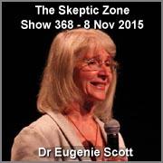 The Skeptic Zone #368 - 8.Nov.2015