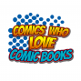 Artwork for Comics Who Love Comic Books - Episode 3 - Daniel Laitman