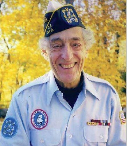 Nat Bellantoni, Seabee WWII